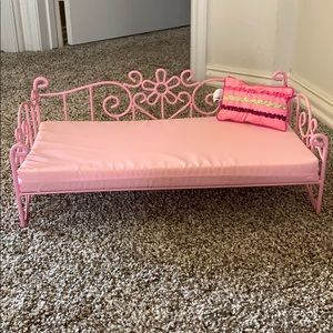 Bed for 18 inch sized dolls